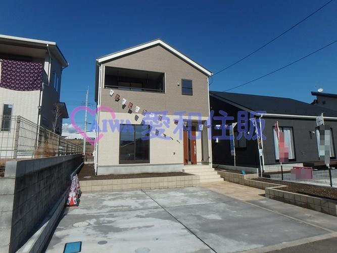 飯能市茜台1丁目新築一戸建て建売分譲住宅の外観写真