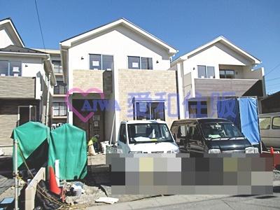 熊谷市籠原南1丁目新築一戸建て建売分譲住宅の外観写真