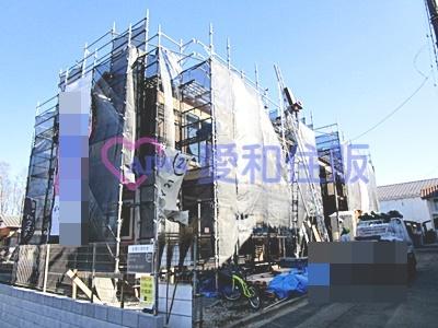 坂戸市清水町新築一戸建て建売物件の現況写真