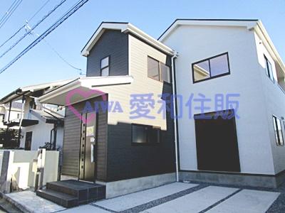 飯能市双柳(14期)新築一戸建て建売物件の外観