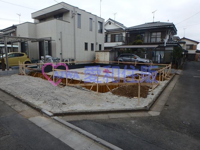 東松山市松本町1丁目新築一戸建て建売分譲住宅の現況写真