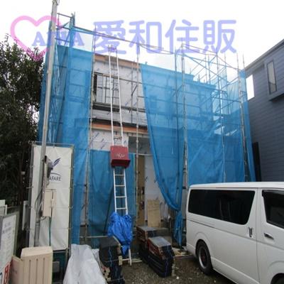 東松山市六軒町新築一戸建て建売分譲住宅の現況写真