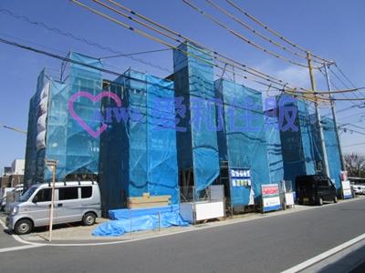 東松山市高坂新築一戸建て建売分譲住宅の現況写真
