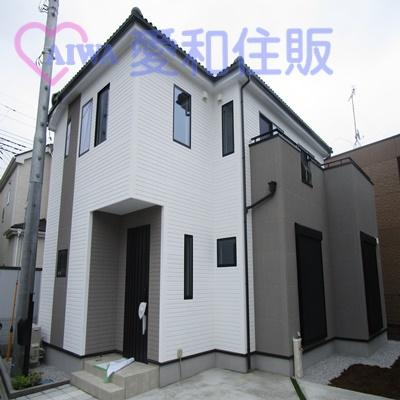 鶴ヶ島市中新田新築一戸建て建売分譲住宅の外観写真