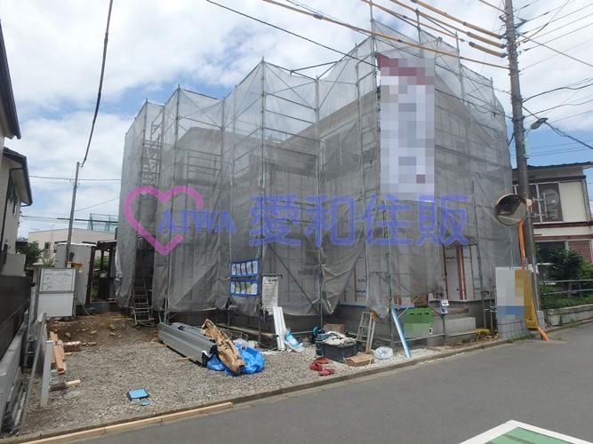 東松山市和泉町新築一戸建て建売分譲住宅の現況写真