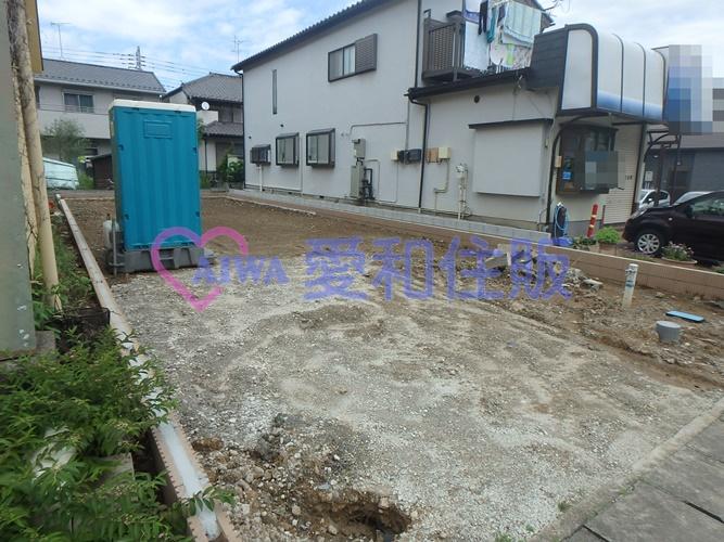 東松山市御茶山町新築一戸建て建売分譲住宅の現況写真