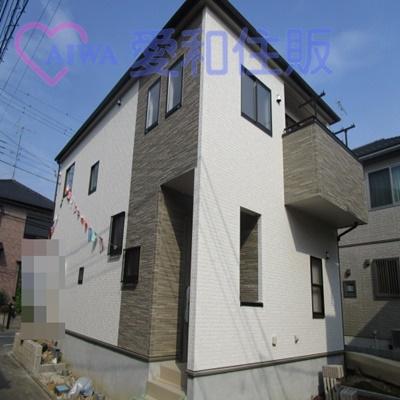 川越市牛子新築一戸建て建売分譲住宅の外観写真
