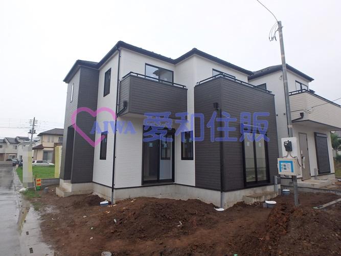 坂戸市片柳新築一戸建て建売分譲住宅の外観写真