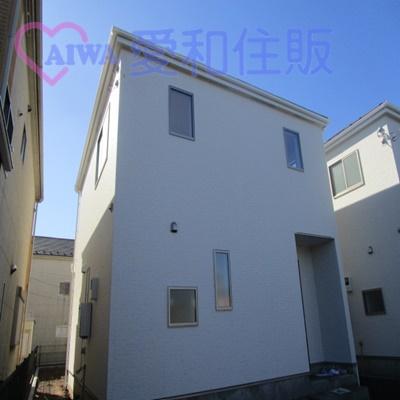東松山市和泉町新築一戸建て建売物件の外観写真