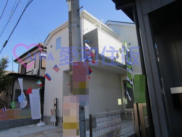川越市小室新市区一戸建て建売分譲住宅の外観写真