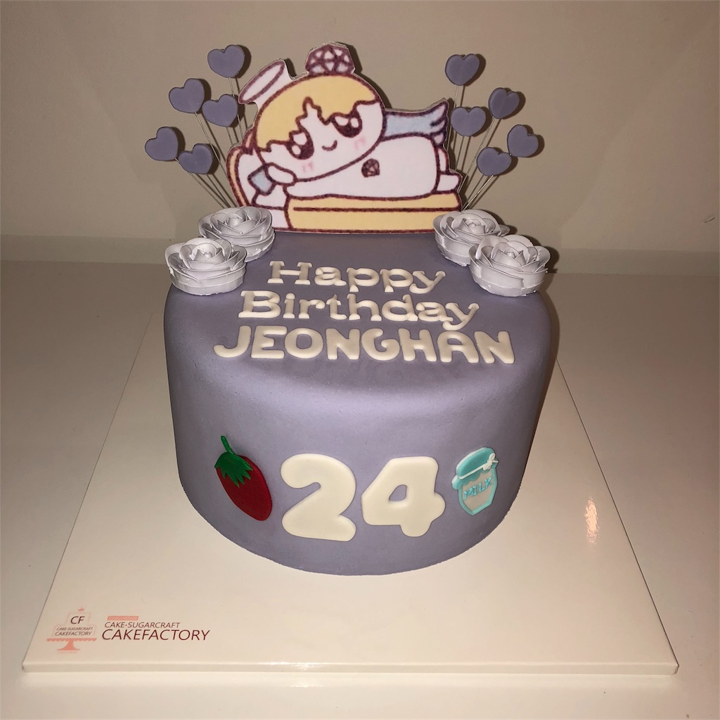 ケーキ 日 推し 誕生