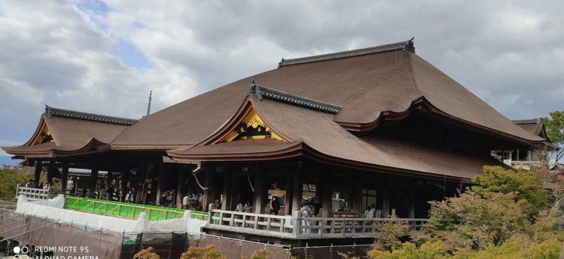 京都  清水寺本堂