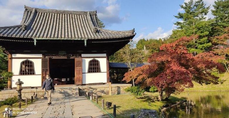 京都  高台寺重要文化財開山堂
