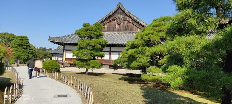 京都 二条城二の丸御殿