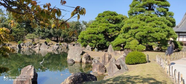 京都 二条城二の丸庭園