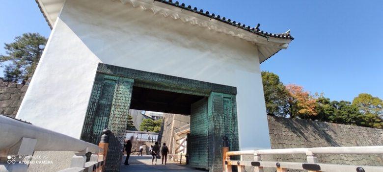 京都 二条城本丸櫓門
