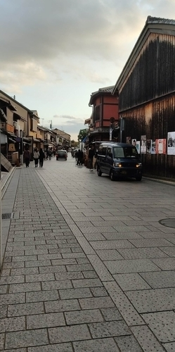 京都  花見小路