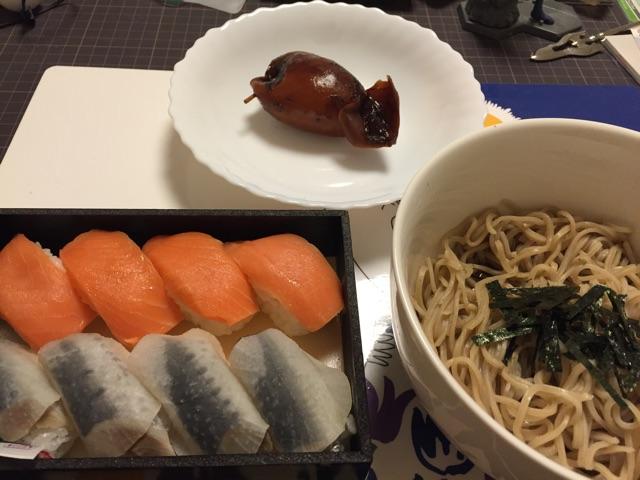 京王駅弁大会 買ったもの 食卓 写真