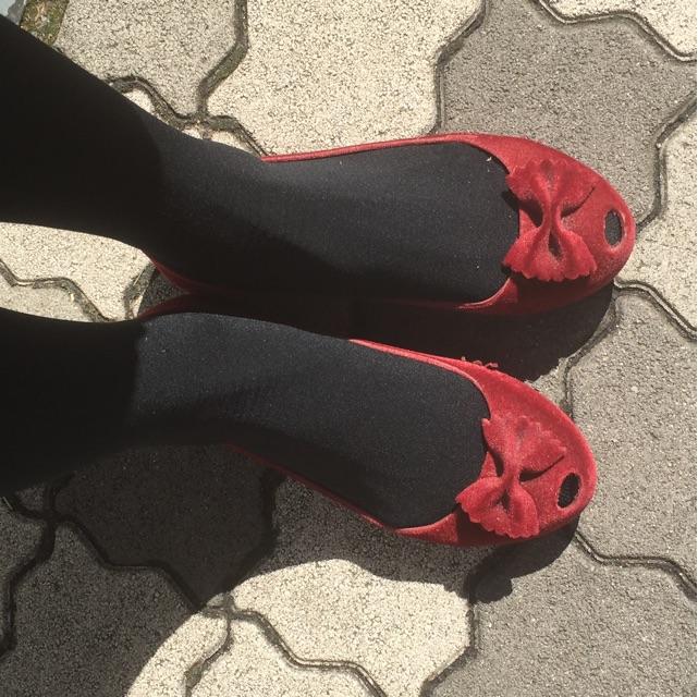 66g 断捨離 靴