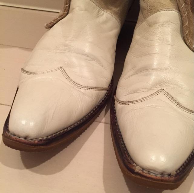 ブーツの修理・リペア