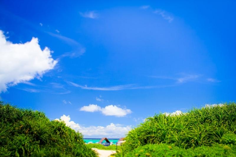 沖縄の空 イメージ