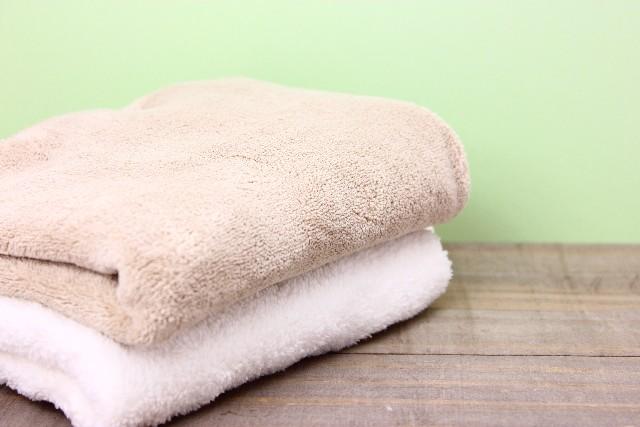 タオル 臭い 対策