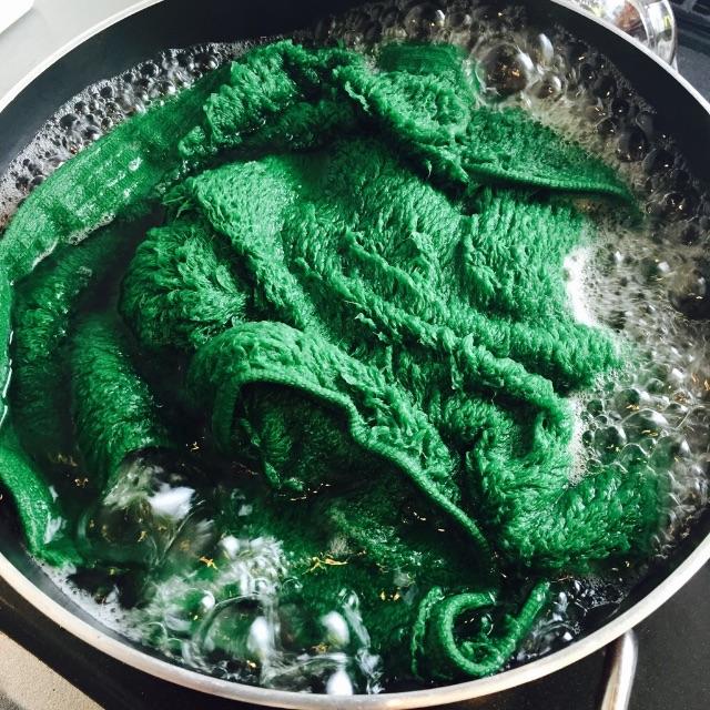 タオル 臭い 煮る