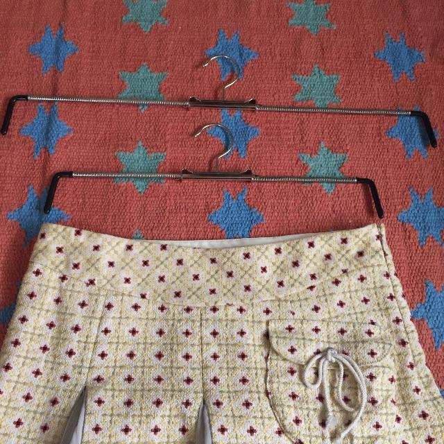 スカート用 MAWAハンガー サイズ画像