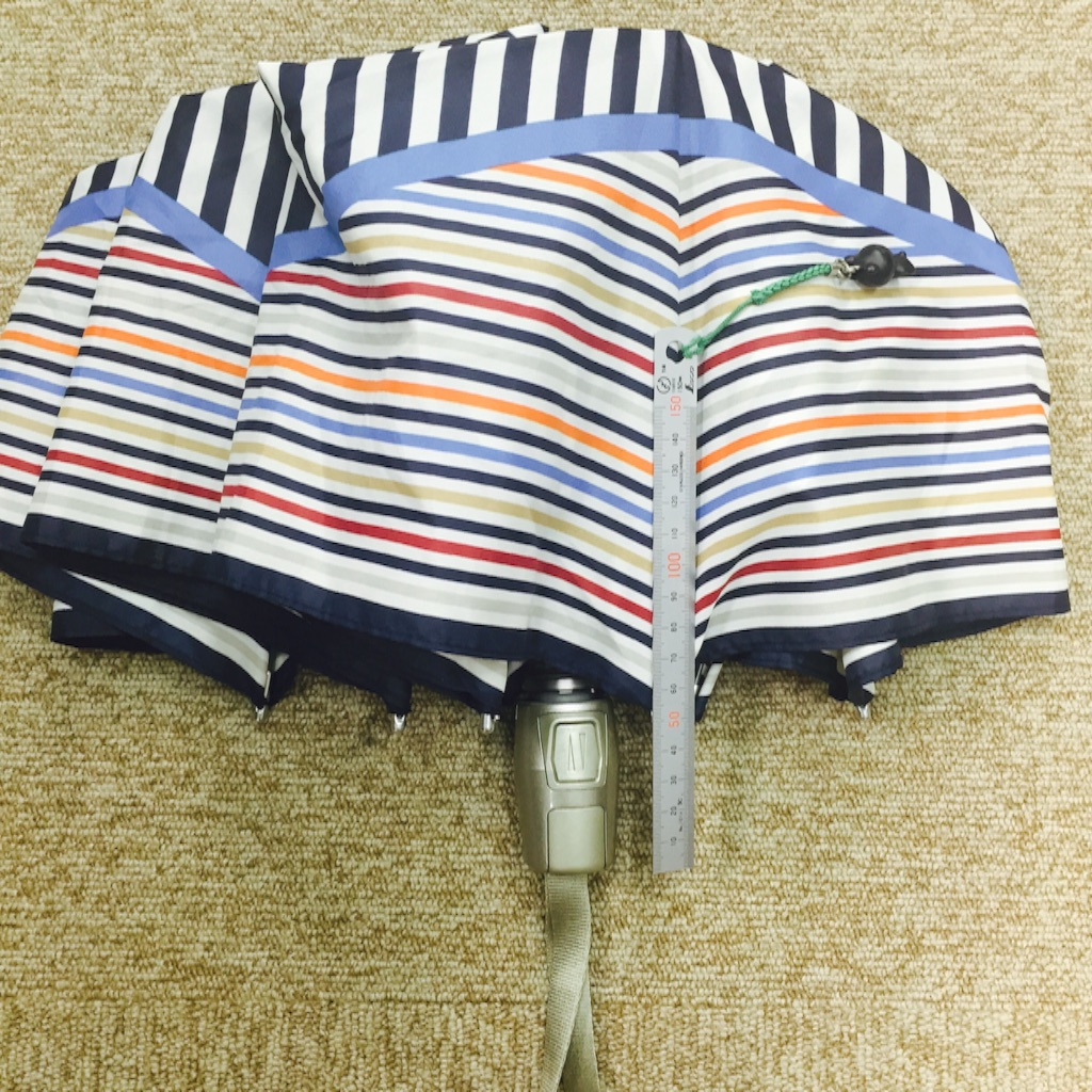 Knirps(クニルプス) 折り畳み傘 取り出し時 写真