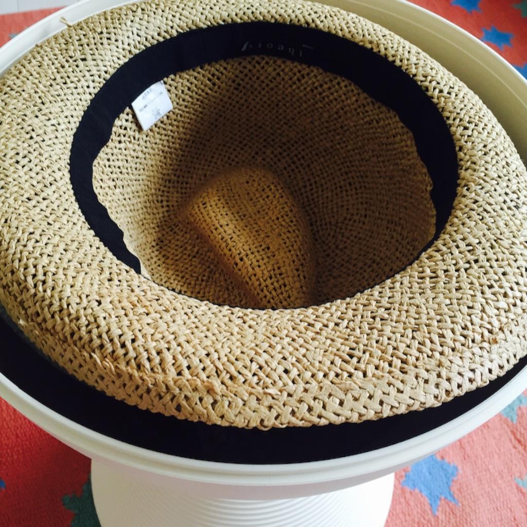 カルテル プリンスアハ  帽子を入れたところ 画像