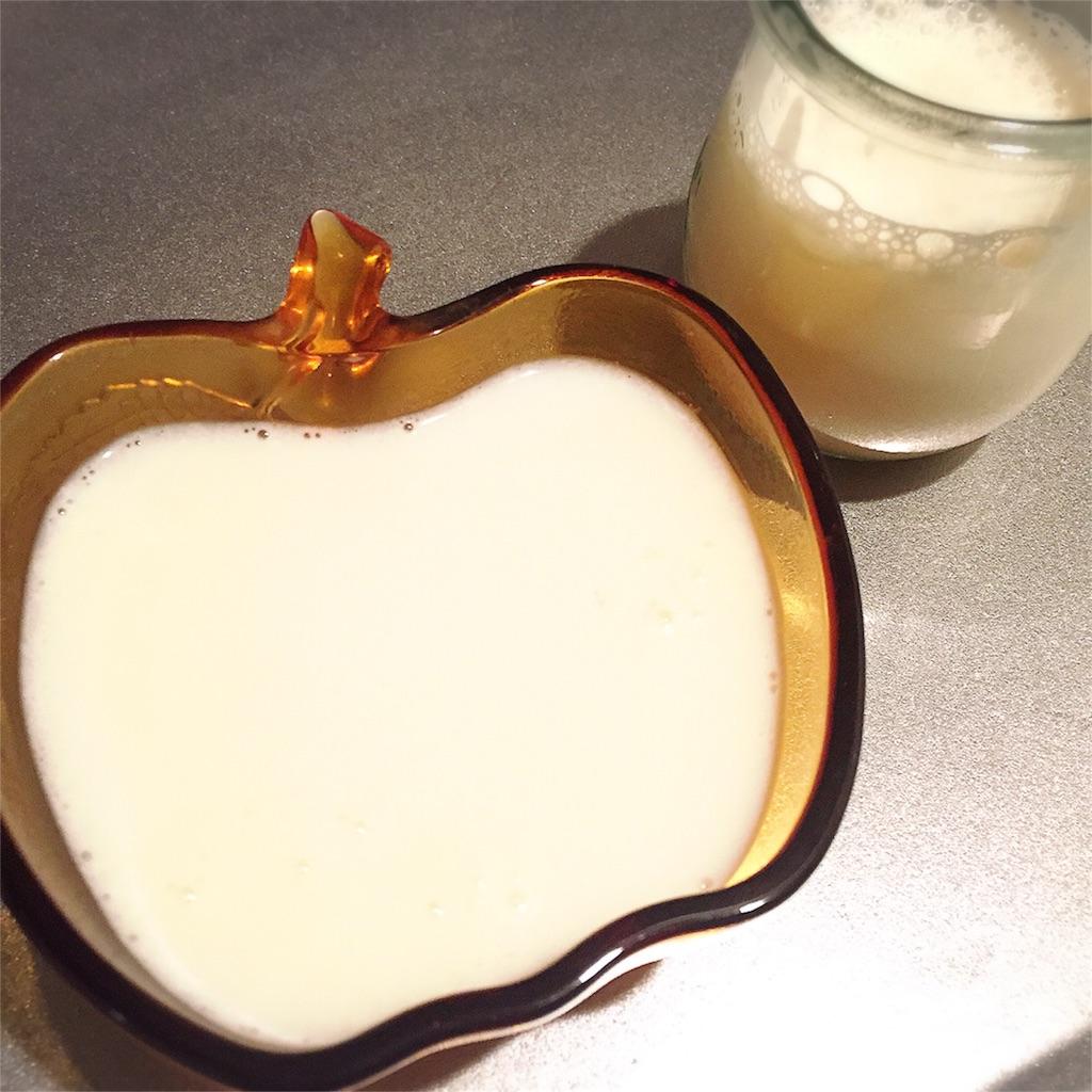 牛乳かん 写真