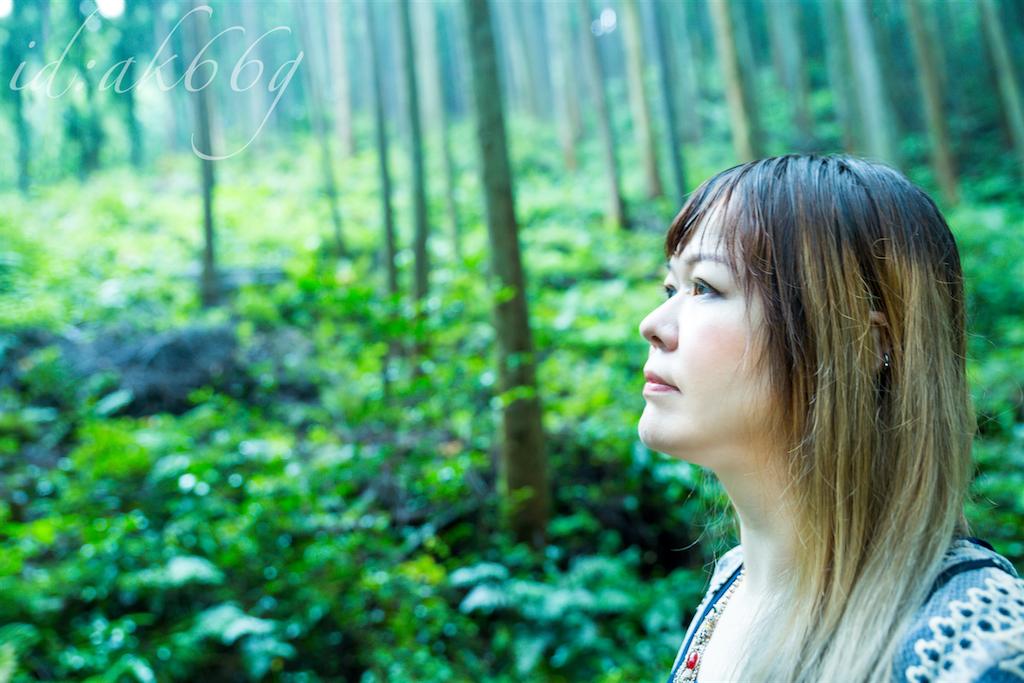 水野アキ 夏の撮影 写真1