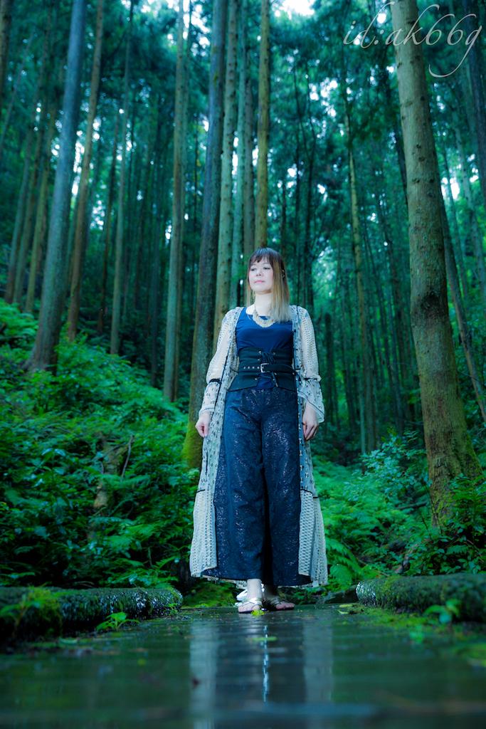 水野アキ 夏の撮影 写真3