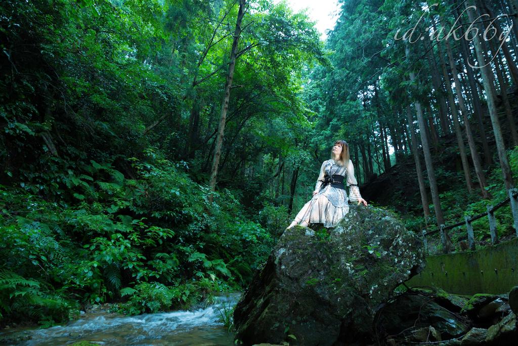 水野アキ 夏の撮影 写真5
