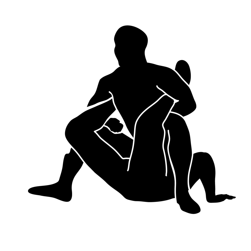 プロレス シルエット 画像
