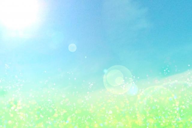 春 そよ風 イメージ
