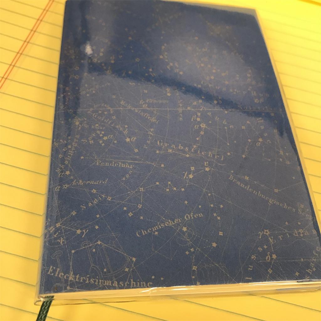ワークのためのノート 表紙