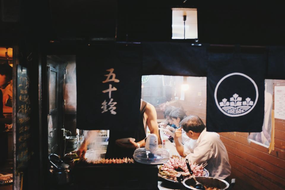 日本屋台飲み屋