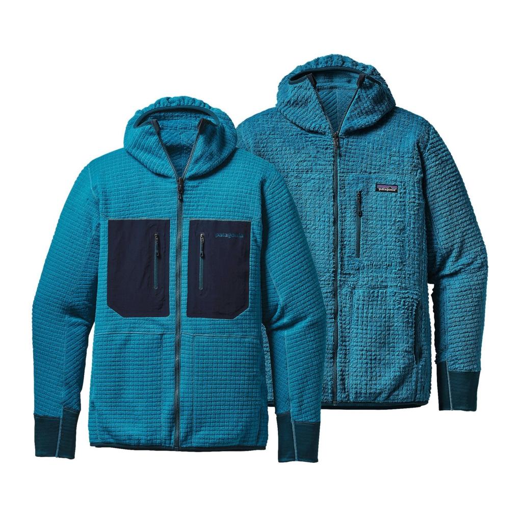 パタゴニアフリースR3ジャケット