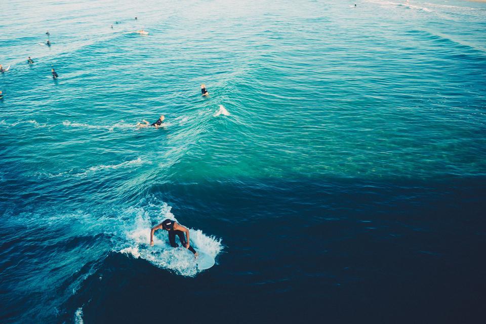 サーフィン海外