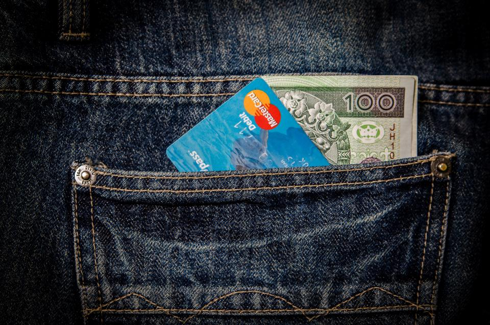 ポケットクレジットお金