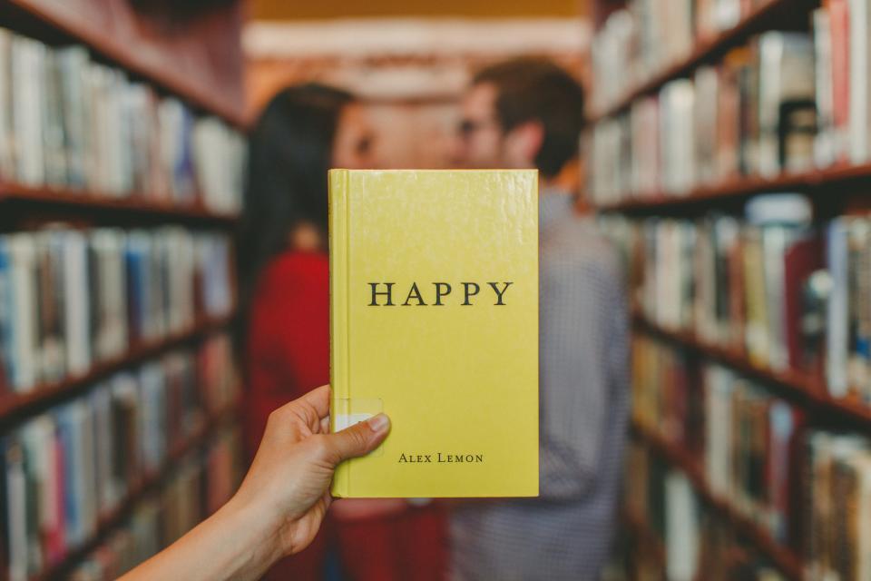 HAPPY本引き寄せ