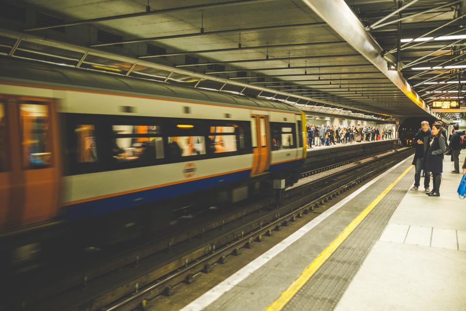 駅通勤時間