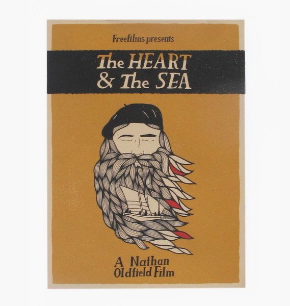 The Heart & The Sea サーフィンDVD