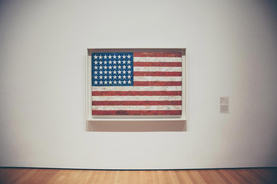 アメリカ 国旗 英語