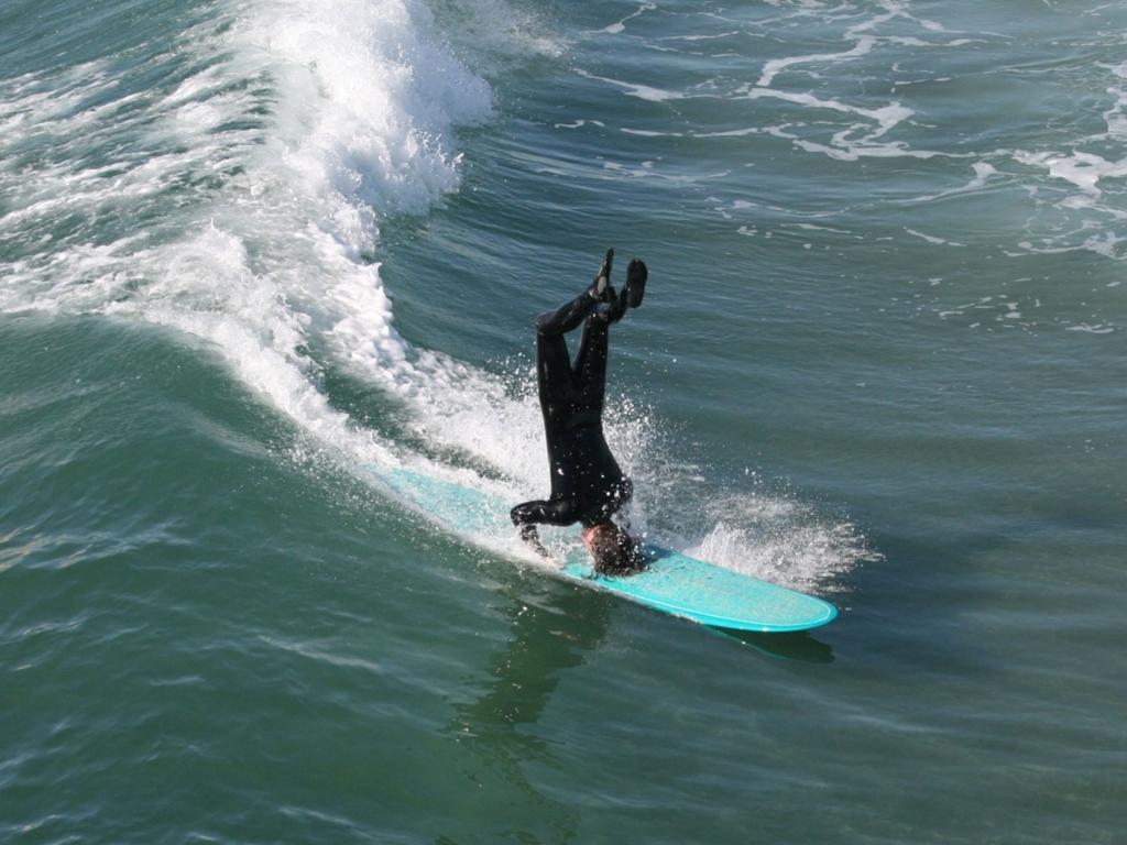 サーフィン 楽しむ