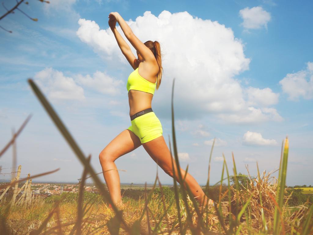 体質改善 女性 ダイエット ストレッチ