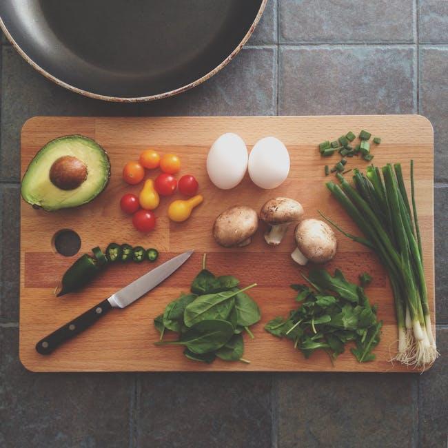 野菜 食生活 料理 オーガニック