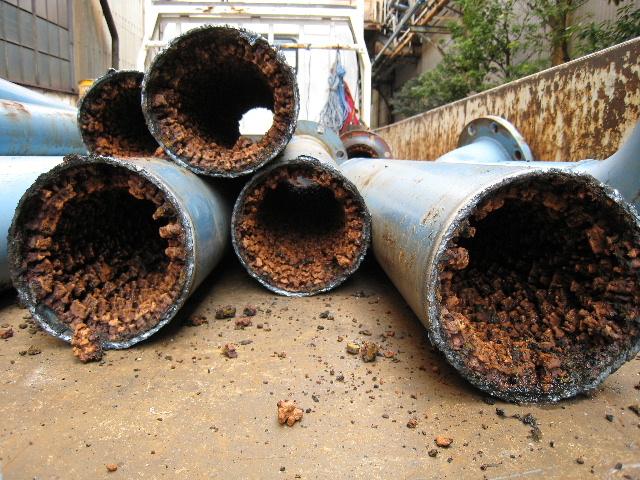 水道管 錆 老朽化