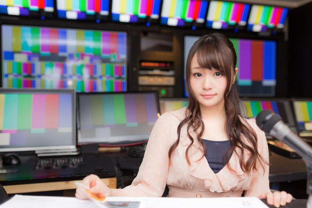 朝番組 アナウンサー 女性